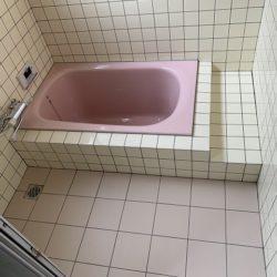 広島市安佐北区のI様邸浴室タイルリフォーム