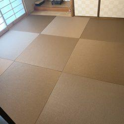 広島市安佐北区のN様邸 畳の入替えリフォーム