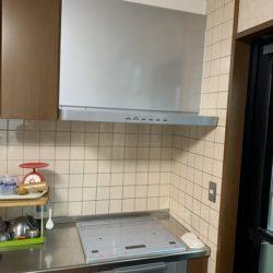 キッチンリフォーム~安心と安全、そしてお手入れ簡単に~